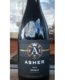 Asher Heathcote Shiraz
